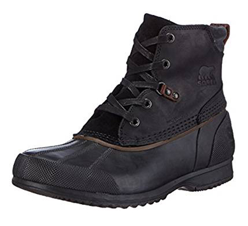 7. Sorel Men's Ankeny Snow Boot