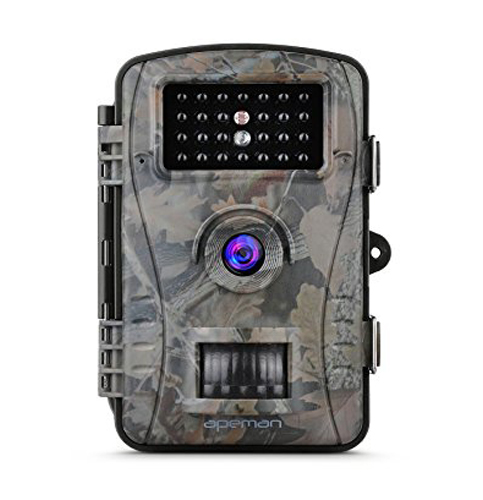 10. APEMAN Trail Camera Hunting Game Camera