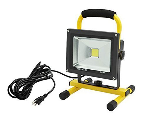 3. Ustellar 30W LED Work Light