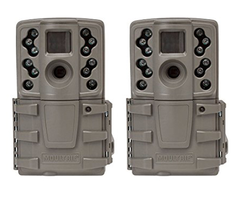 5. Moultrie Low Glow 12MP Mini IR Game Camera
