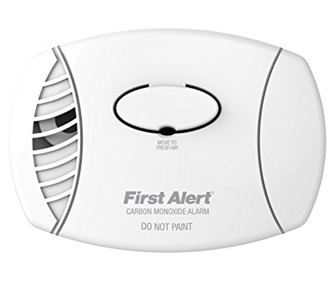 8. First Alert Carbon Monoxide Alarm (CO400)