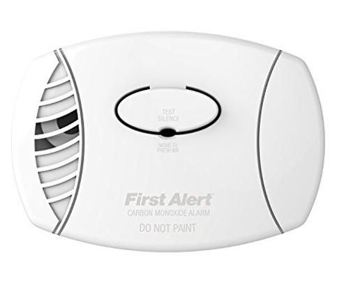 9. First Alert Carbon Monoxide Alarm (CO605)