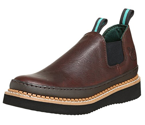 10. Georgia Boot Men's Work Shoe (Gr274)