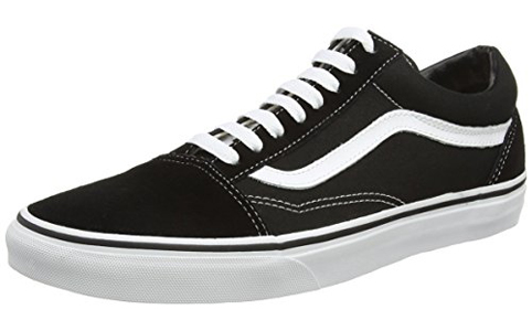 4. Vans Unisex Old Skool Skate Shoe