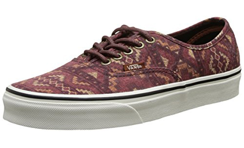 1. Vans Unisex Authentic Skate Shoe