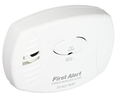 4. First Alert Carbon Monoxide Alarm (CO400)