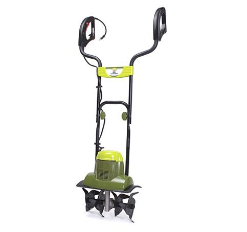 6. Snow Joe 6.5-Amp Electric Tiller/Cultivator (TJ600E)