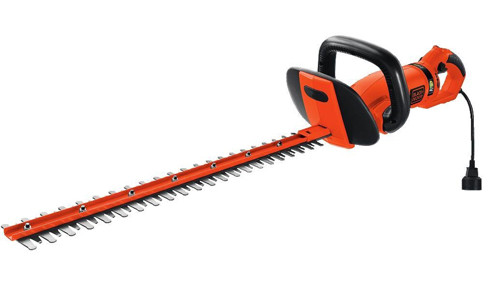 8. BLACK+DECKER HH2455 Hedgehog Hedge Trimmer