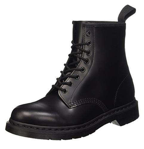 7. Dr. Martens 8-Tie Boot (Unisex)