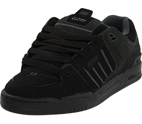 6. Globe Black Mens Skate Shoes
