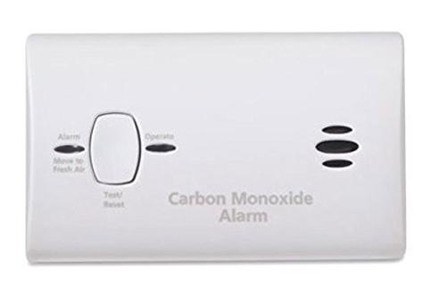 7. Kidde Carbon Monoxide Alarm (KN-COB-B-LPM)
