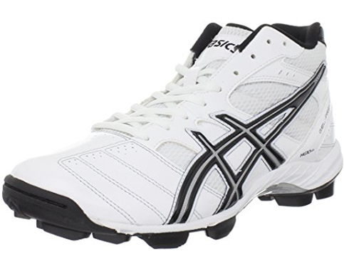 8. ASICS Mid gel prevail Lacrosse Shoe