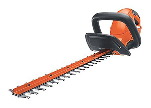 4. BLACK+DECKER HT22 Hedge Trimmer
