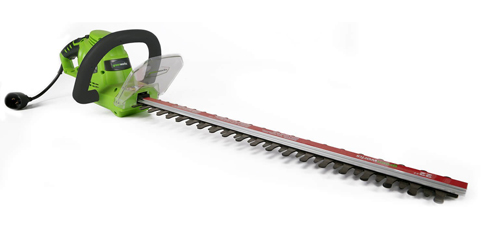 2. GreenWorks 22122 4 Electric Hedge Trimmer