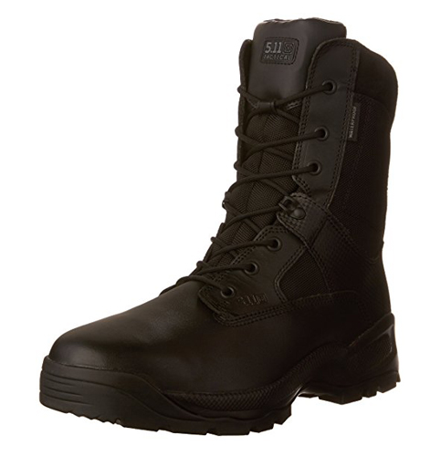 4. 5.11 Men's Side Zip Boot (A.T.A.C Storm)