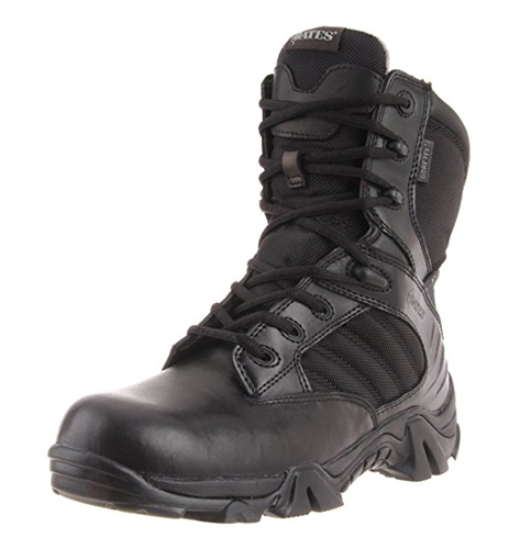 10. BATES Men's 8 Inch Ultra-Lites Boot (GX-8)