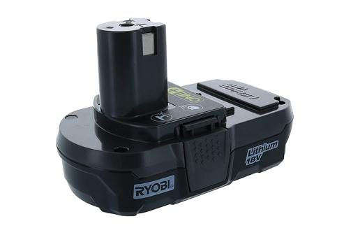 7. Ryobi P102 Genuine OEM 18VLithium Ion Compact Battery