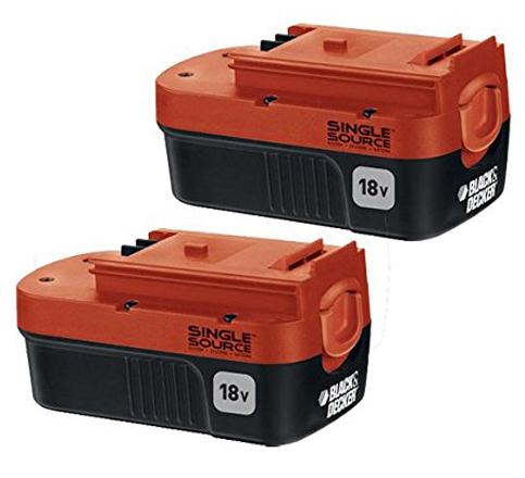 2. Black & Decker HPB18-OPE2NiCd Battery
