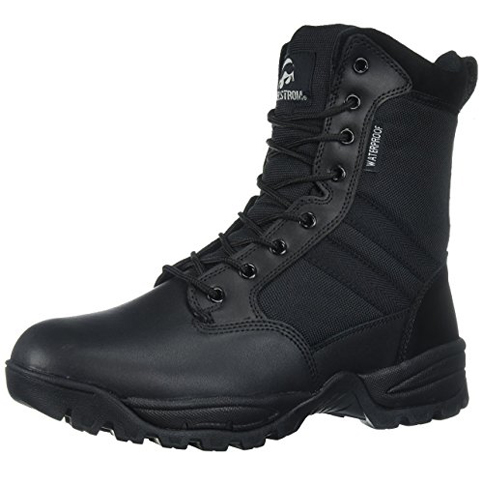 8. Maelstrom Men's 8 Inch Duty Work Boot (TAC FORCE)