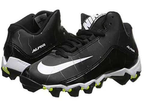 5. Nike Men's Alpha Shark Football Cleats