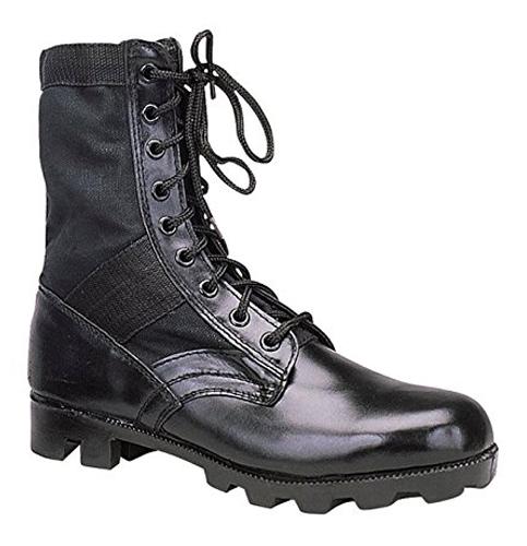 """2. Rothco 8"""" Jungle Boot (GI Type)"""