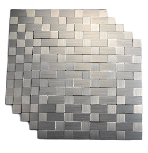 5. Top mosaic Peel & Stick Tile