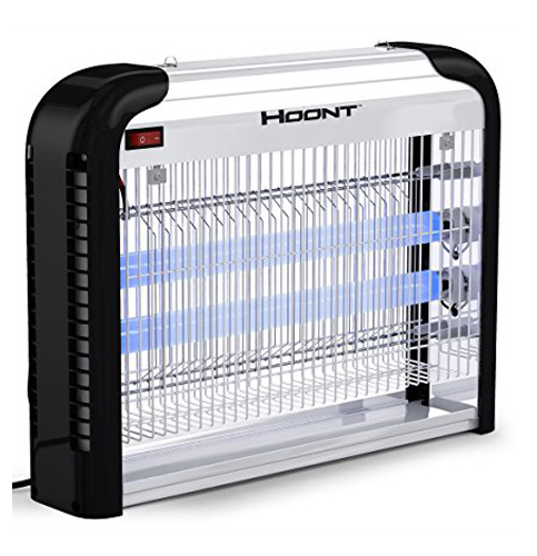 3. Hoont Powerful Electronic Indoor Bug Zapper