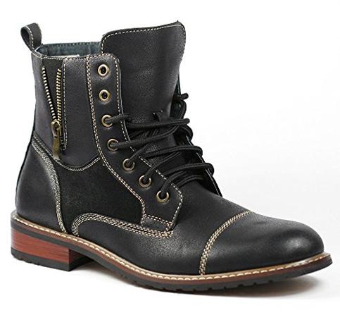 1. Ferro Aldo Mens Combat Boot (MFA-808561)