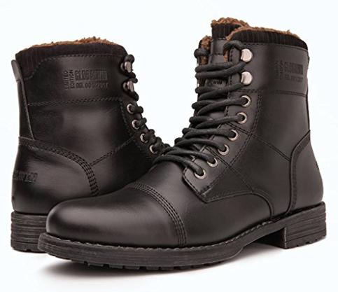 5. Global Win Mens Combat Boot