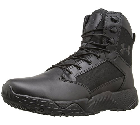 2. Under Armour Men's Tactical Boots (Stellar)