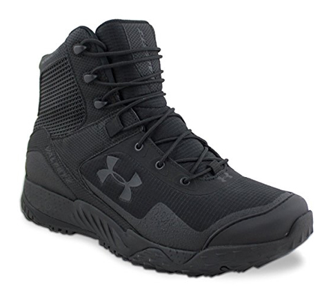 1. Under Armour Men's Tactical Boots (Valsetz RTS)