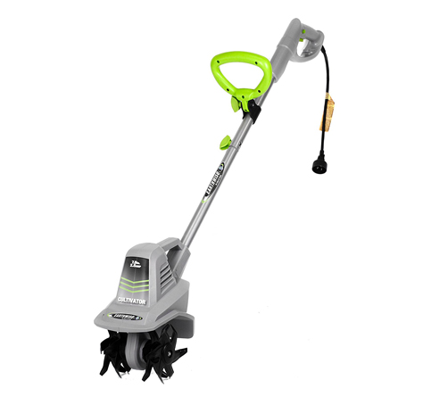 3. Earthwise 2.5-Amp Electric Tiller/Cultivator (TC70025)