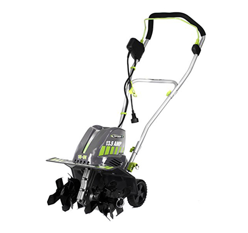 1. Earthwise 13.5-Amp Electric Tiller/Cultivator (TC70016)