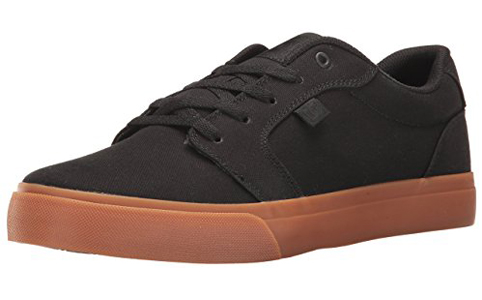 9. DC Men's Anvil TX Skate Shoe