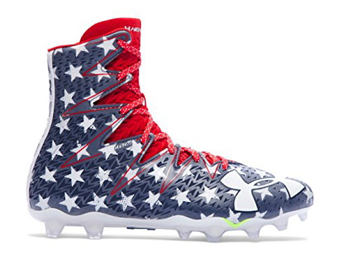 2. Under Armour Highlight LE Lacrosse Cleat Shoes