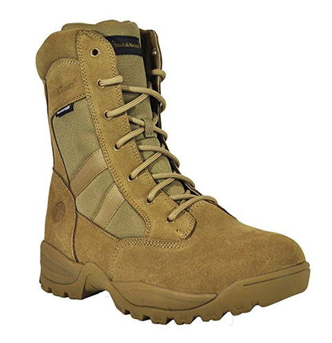 5. Smith & Wesson Side Zip Men's Tactical Boot (Breach 2.0)