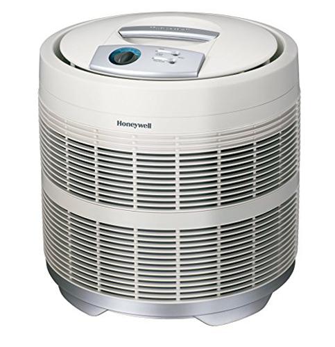 10. Honeywell 390 sq. ft. Air Purifier (50250-S)
