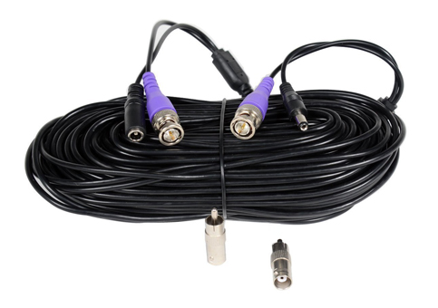 9. VideoSecu 100ft Security Camera Cable