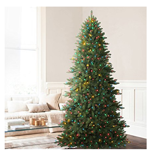 Top 10 Best Artificial Christmas Trees In 2018 Reviews