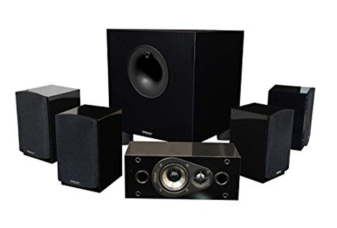 6. Energy Set of Six Home Theater System