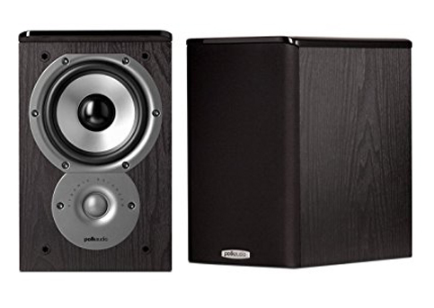 10. Polk Audio T15 Bookshelf Speakers