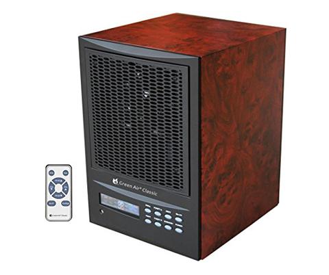 5. Green Air Classic Air Purifier Ozone Generator