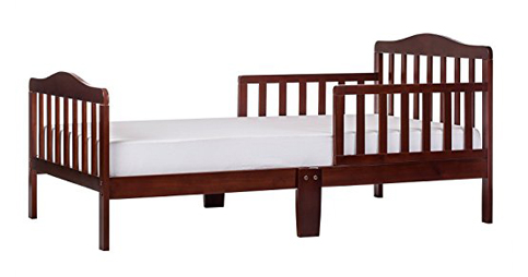 1. Dream on Me Classic Toddler Bed