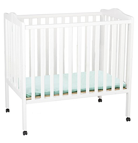3. Delta Children Portable Mini Crib