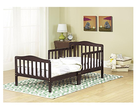 2. Orbelle 3-6T Toddler Bed