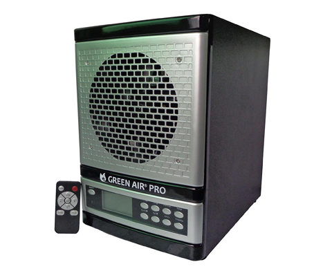 1. Green Air Pro 2 Plate HEPA Alpine Air Purifier
