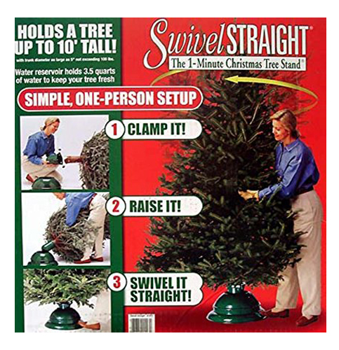 6. Dyno Swivel Straight 1-Minute Tree Stand