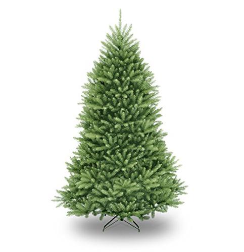 3. National Tree 7.5 Feet Dunhill Fir Christmas Tree