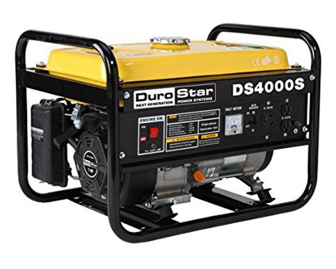 3. DuroStar DS4000S 3300W generator