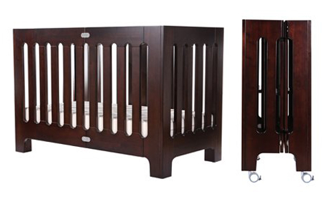 9. Bloom Alma Papa Convertible Crib in Cappuccino
